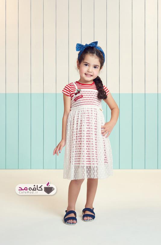 مدل لباس دخترانه امسال
