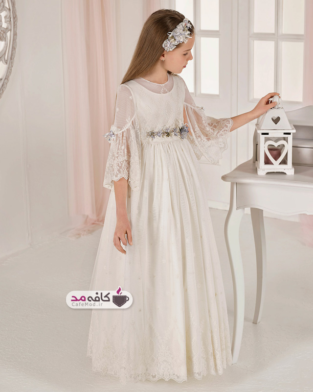 مدل لباس عروس دخترانه