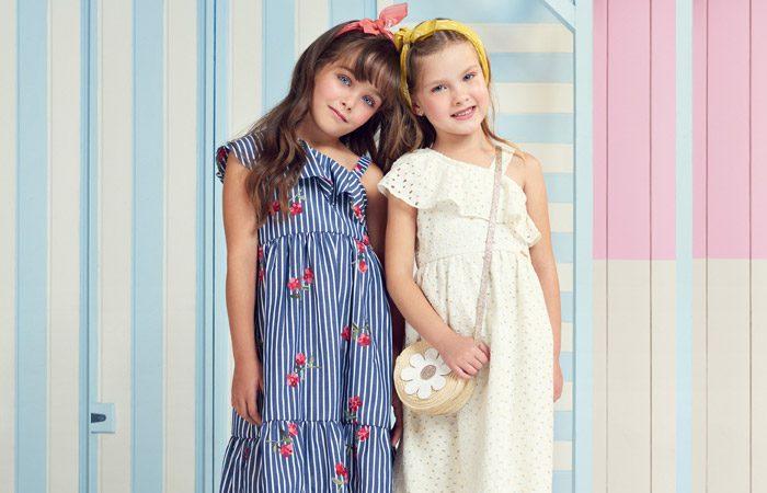 مدل لباس کودک بهاره