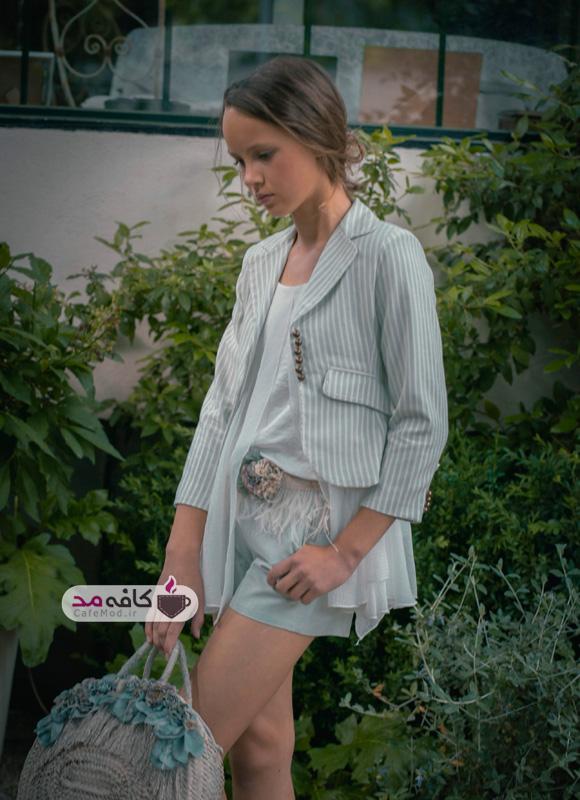 مدل لباس دخترانه شیک و جدید