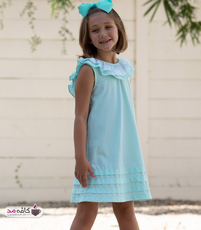 مدل لباس پسرانه و دخترانه تابستانی