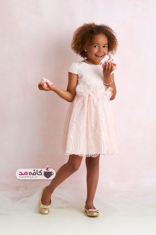 مدل لباس دخترانه عروسکی