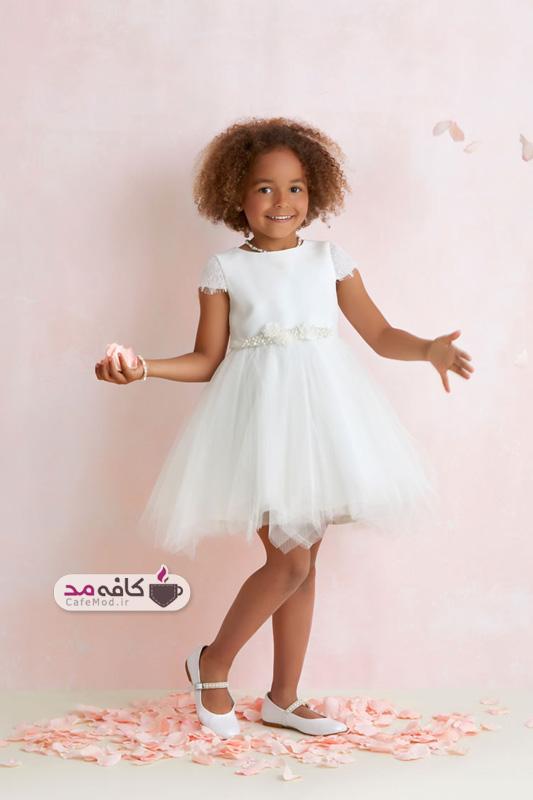 مدل لباس دخترانه فانتزی عروسکی