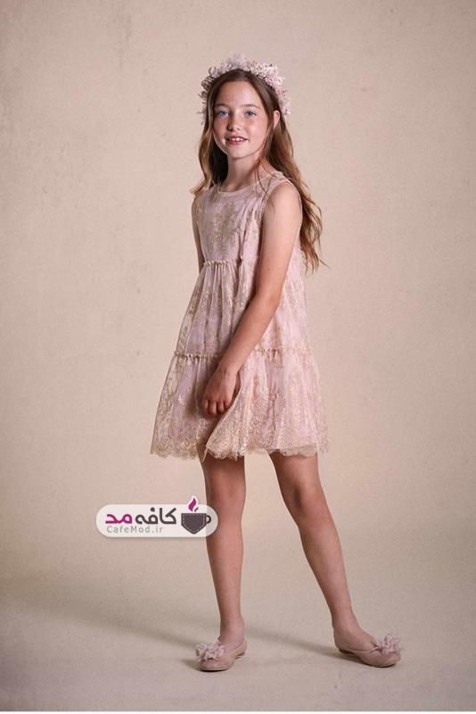 مدل لباس دخترانه تابستانه جدید