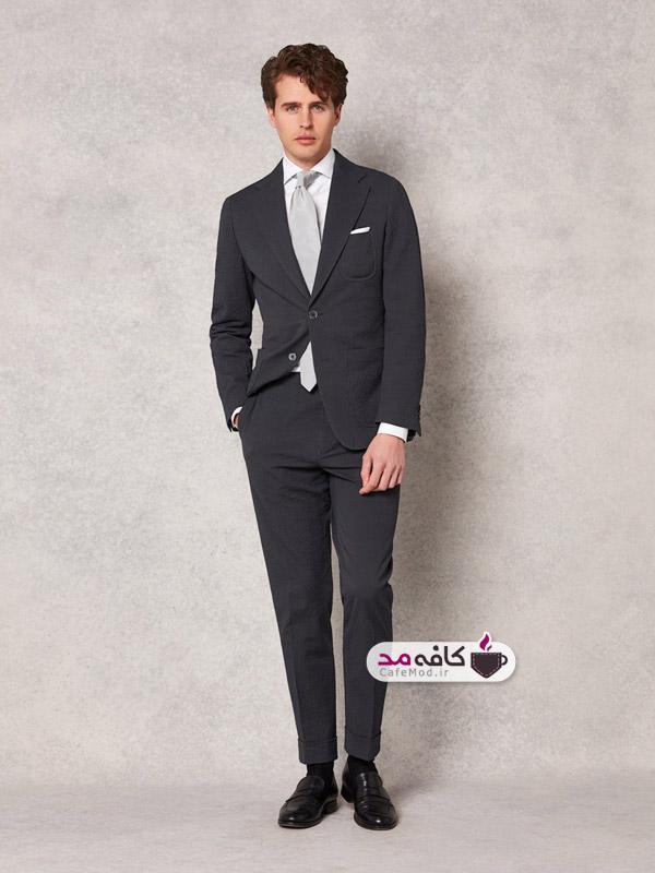 مدل کت و شلوار مردانه