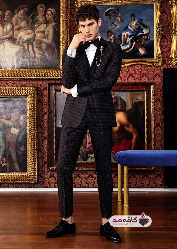 مدل لباس مردانه دولچه گابانا