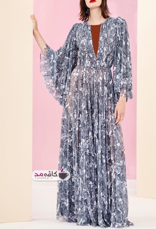 مدل لباس زنانه ساده مجلسی