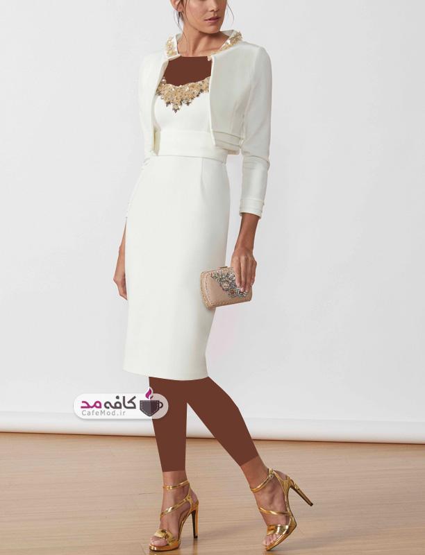 مدل لباس زنانه مجلسی