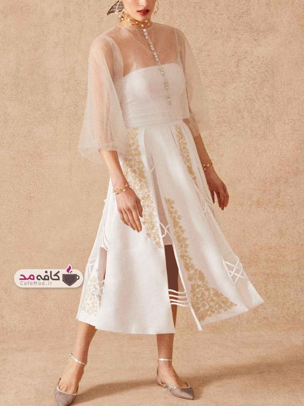 مدل لباس مجلسی از برند عربی