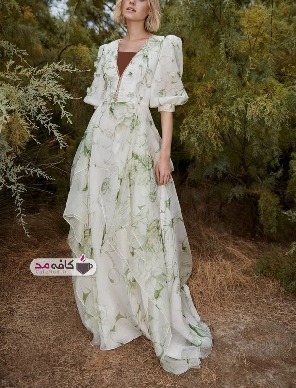 مدل لباس های زنانه توری و حریر