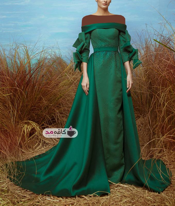 مدل لباس مجلسی جدید شیک
