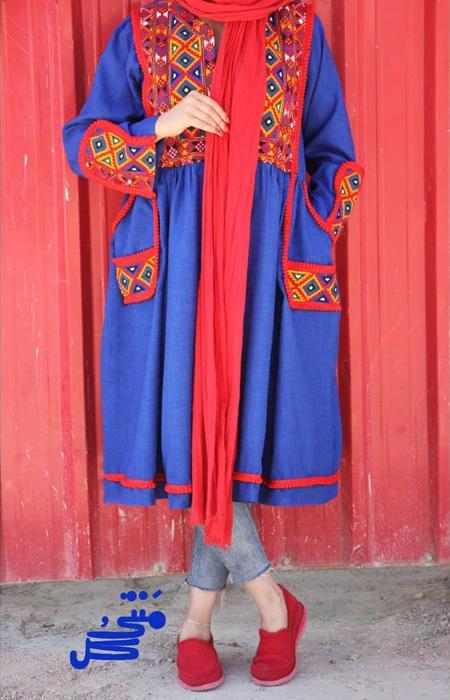 مدل تن پوش ایرانی