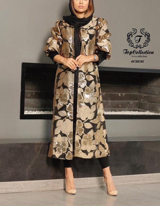 مدل مانتو ایرانی مجلسی و جدید