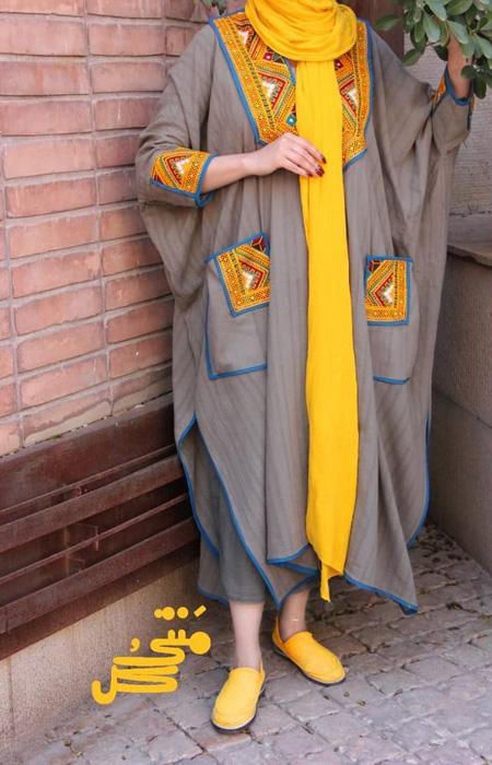 مدل مانتو تن پوش ایرانی