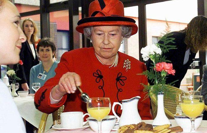 غذاهای ممنوعه در خانواده سلطنتی انگلیس