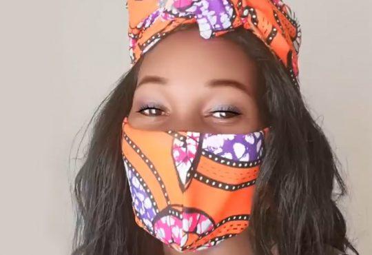 فیلم آموزش دوخت ماسک