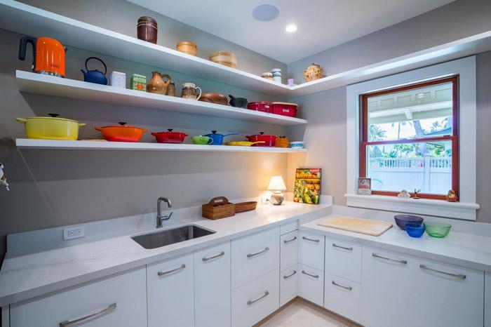 مدل شلف آشپزخانه