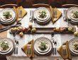 مدل تزیین میز ناهارخوری