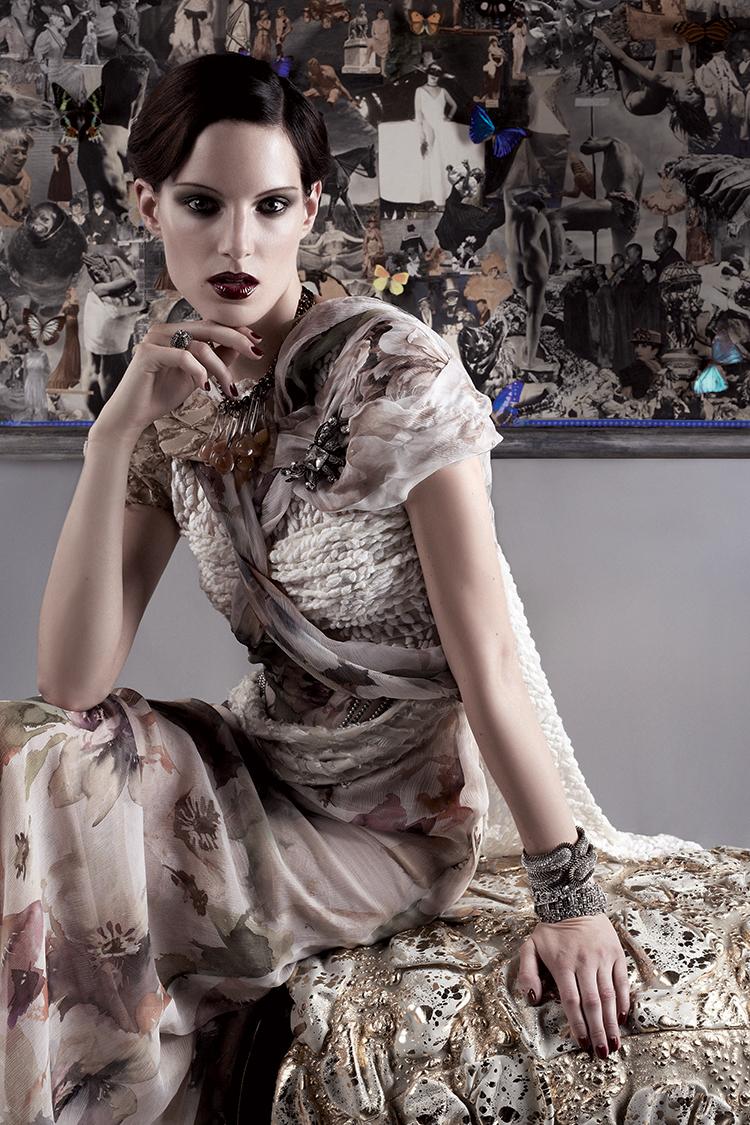 زیباترین لباسهای طراحی شده توسط قیصر دنیای مد