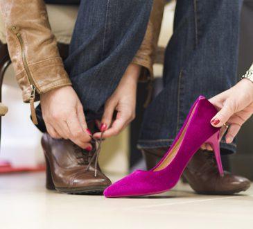 ویژگی کفش خوب و مناسب؛ قبل از خرید کفش حتما بخوانید