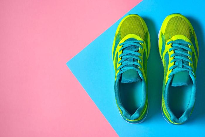 انواع مدل کفش کتانی تابستانه