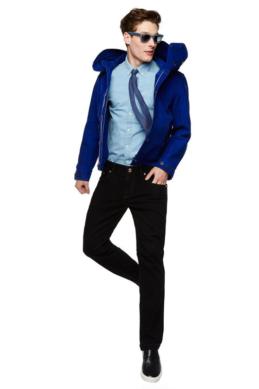 راه و رسم پوشیدن جین برای آقایان