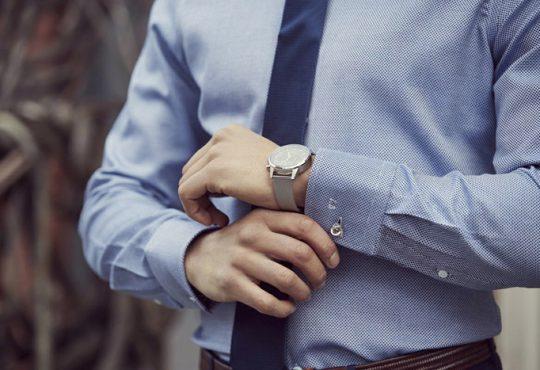 نگهداری پیراهن مردانه