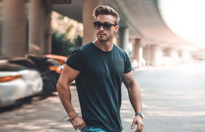 راهنمای کامل خرید تیشرت مردانه
