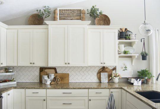 ارگونومی رنگ در معماری آشپزخانه