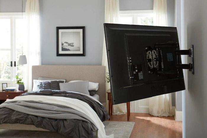 تلویزیون در دکوراسیون اتاق خواب