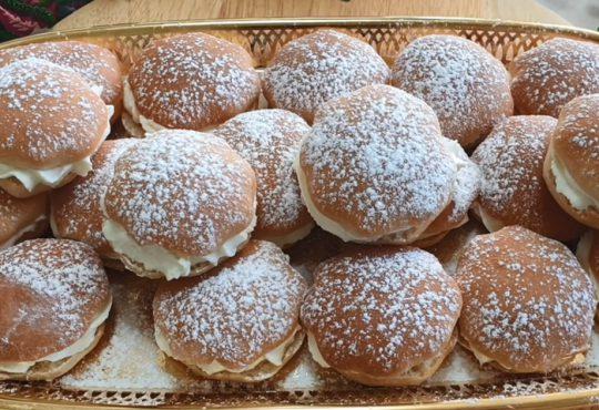 فیلم آموزش پخت شیرینی آلمانی