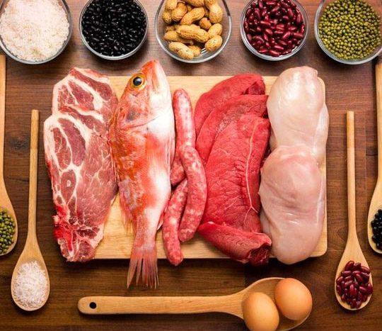علائمی که از کمبود پروتئین خبر میدهند