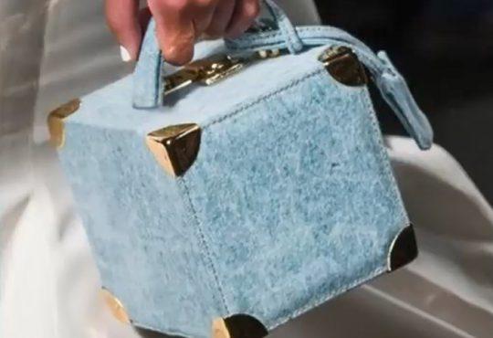 فیلم آموزش کیف مربع شکل با جین