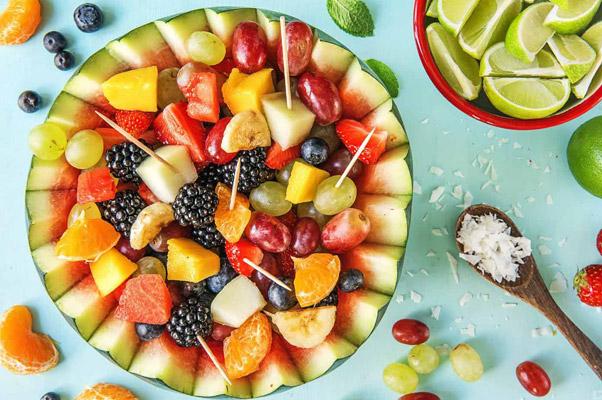 ترفندهایی برای سیاه نشدن میوه ها