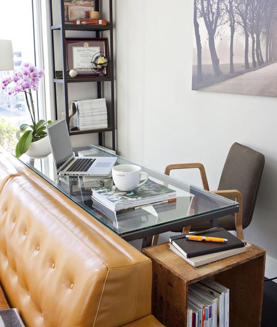 چه میزهایی برای پشت کاناپه و مبل مناسبند؟