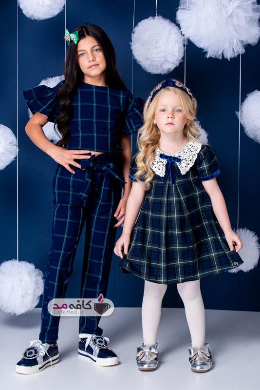 مدل لباس دخترانه برای پاییز و زمستان