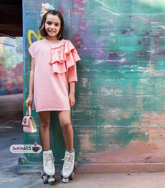 مدل لباس دخترانه فانتزی