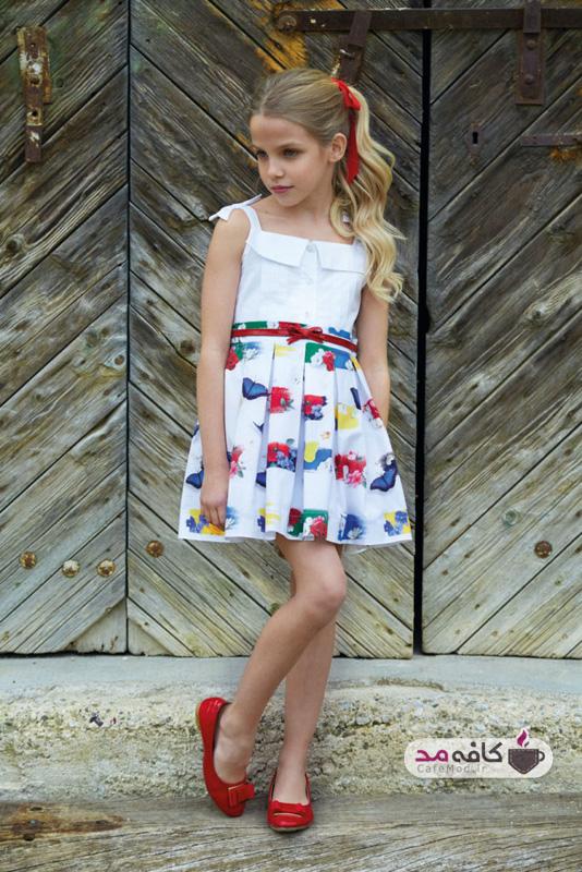 مدل لباس اسپرت مجلسی دخترانه