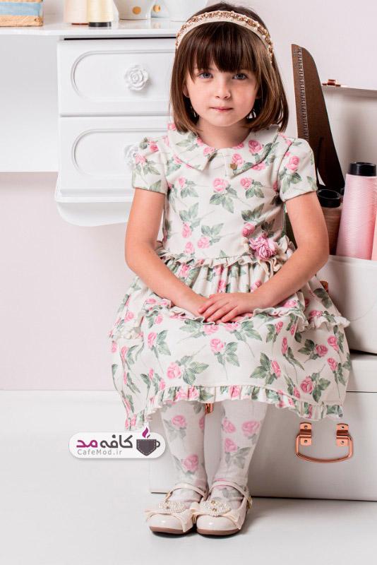 مدل لباس پاییزه جدید دخترانه