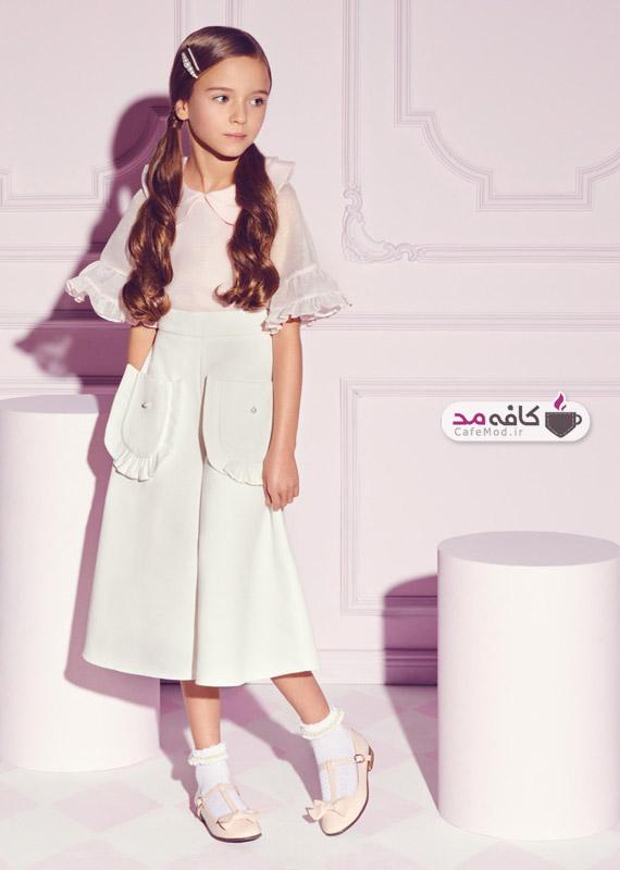 مدل لباس های زیبای دخترانه