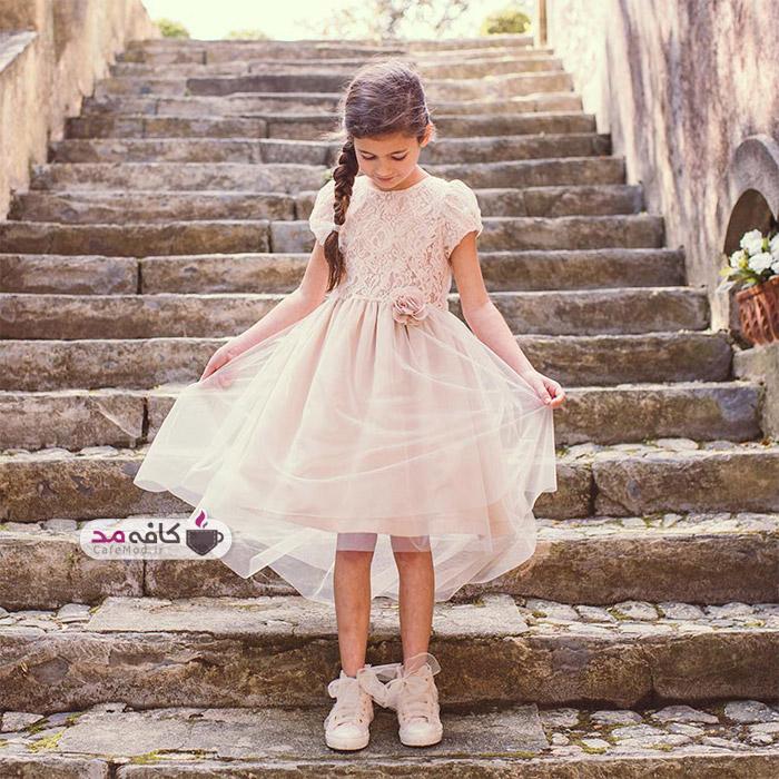 لباس های زیبای دخترانه