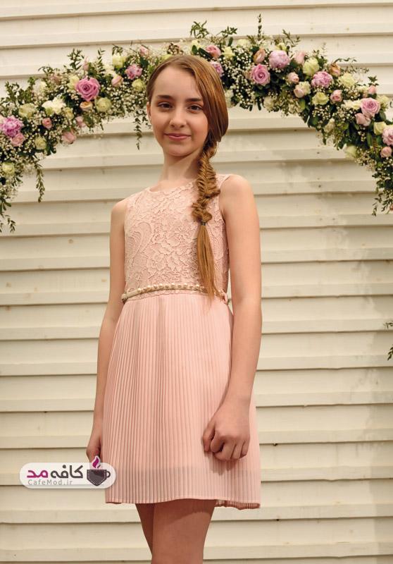 مدل لباس های بچگانه دخترانه