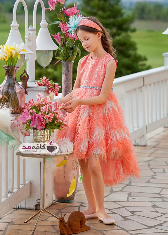مدل لباس کودکانه دخترانه