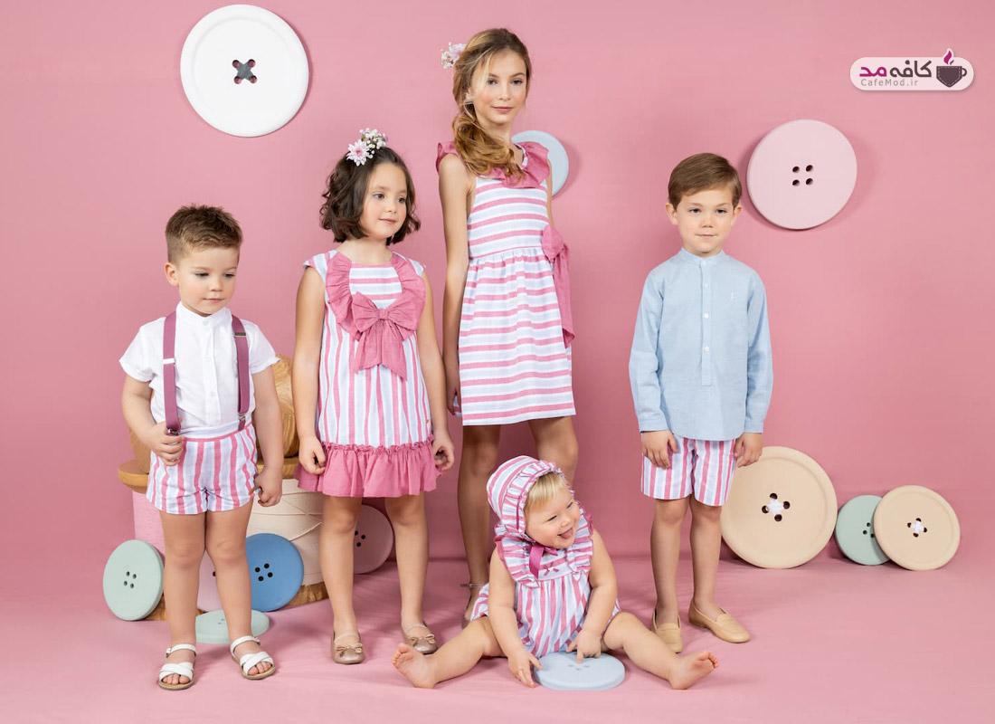مدل لباس کودکانه و بچگانه