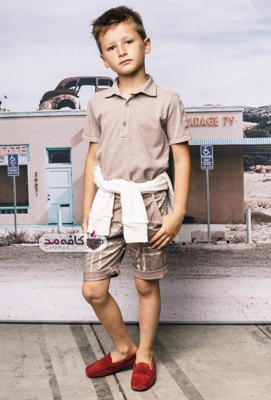مدل لباس پاییزه جدید پسرانه