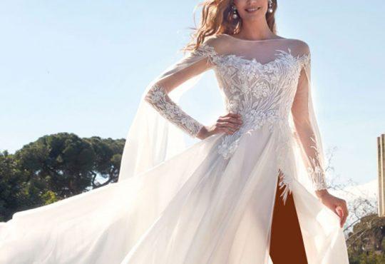 مدل لباس عروس و مجلسی برند delsa