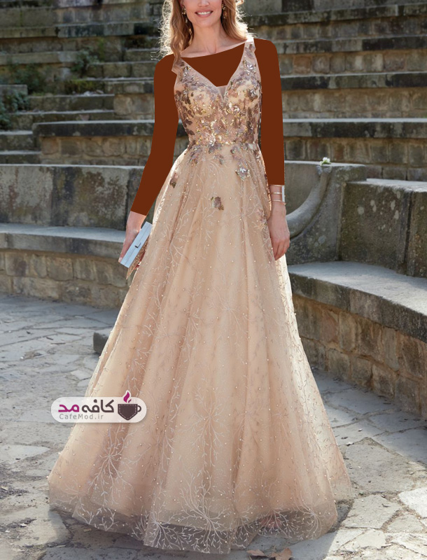 مدل لباس عروس و مجلسی