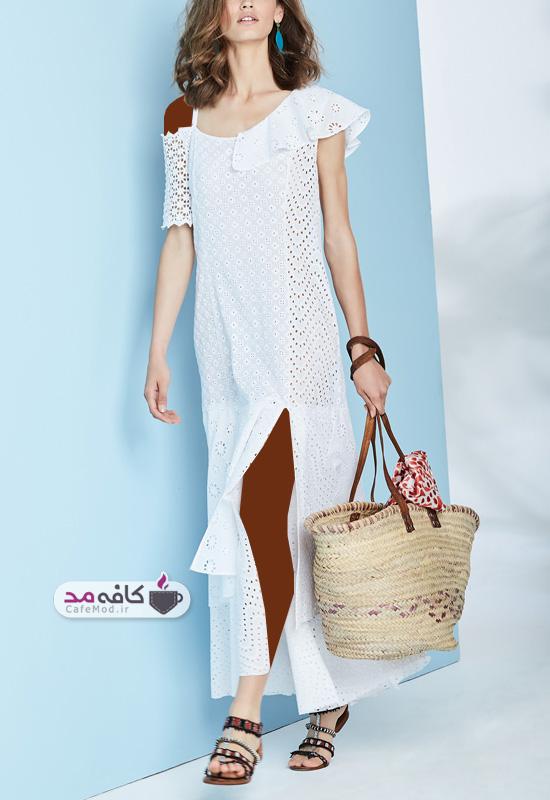 مدل لباس زنانه تابستانی