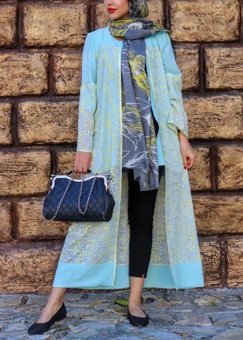 مدل مانتوهای شیک ایرانی