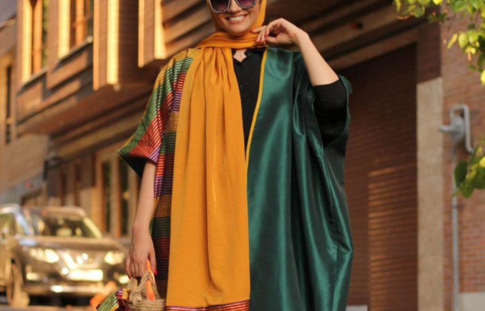 مدل مانتوهای ایرانی و جدید